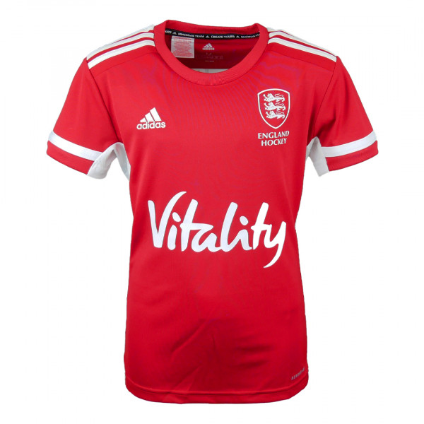 England Hockey Girls Home Replica Jersey Red