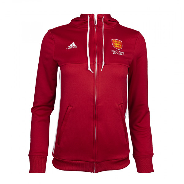 England Hockey Women's Hoody Red