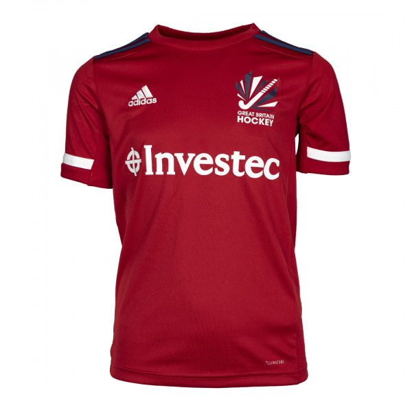 GB Youth Home Replica Tee Red