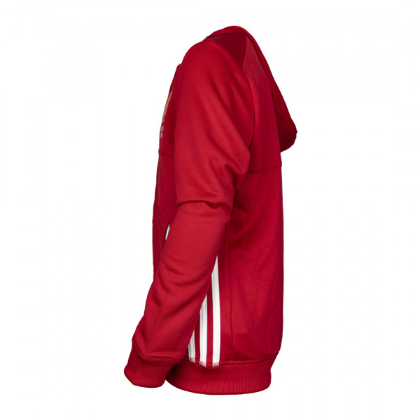 England Hockey Youth Hoody Red
