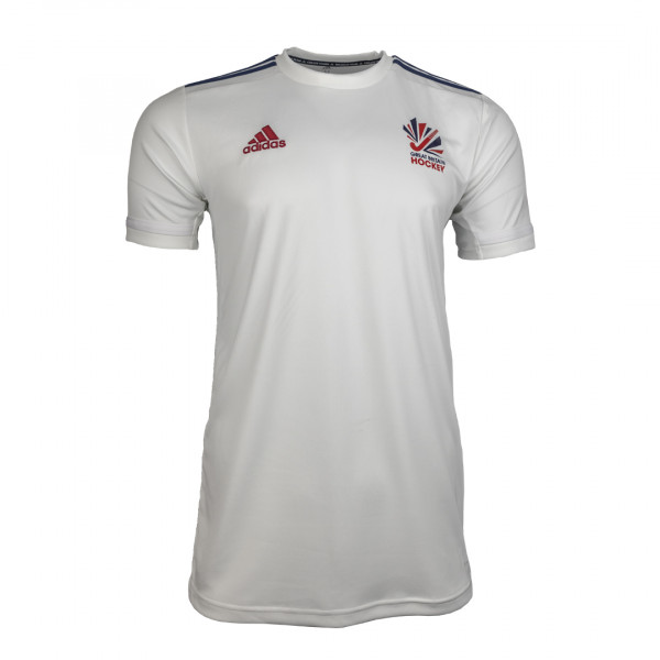GB Men's Away Replica Tee White
