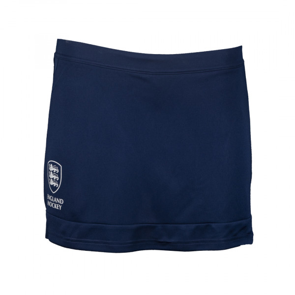 England Hockey Women's Away Replica Skort Navy