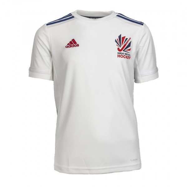 GB Youth Away Replica Tee White
