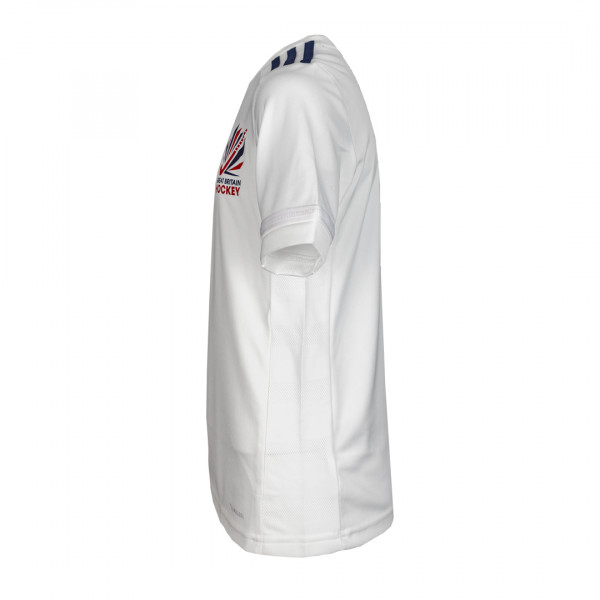GB Boys Away Replica Tee White