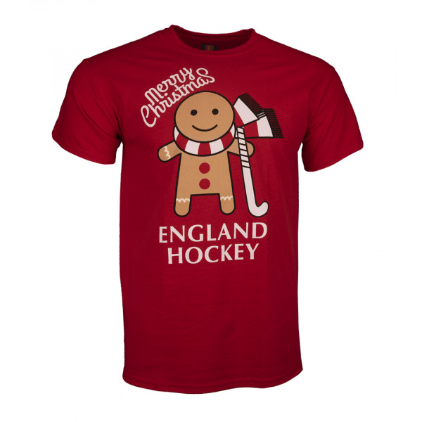 Gingerbread Christmas Tee